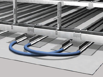 Mehrschicht PB Rohr für Kühl-Heizdecken